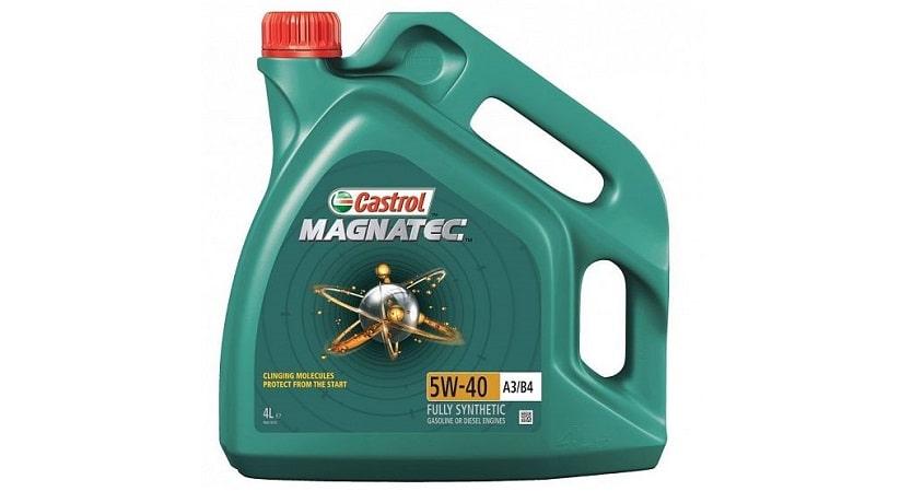 Преимущества Castrol MAGNATEC 5W-40 A3B4