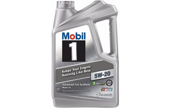 Mobil 1 Full Synthetic 5w20