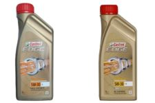 Преимущества масел Castrol EDGE 5W-30 LL i Castrol EDGE 5W-30 C3