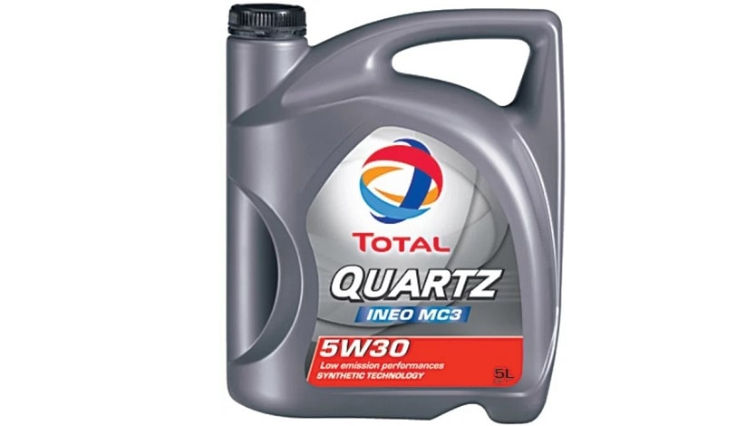TOTAL Quartz INEO MC3 5W30 - Тест моторных масел 5w30 за рулем