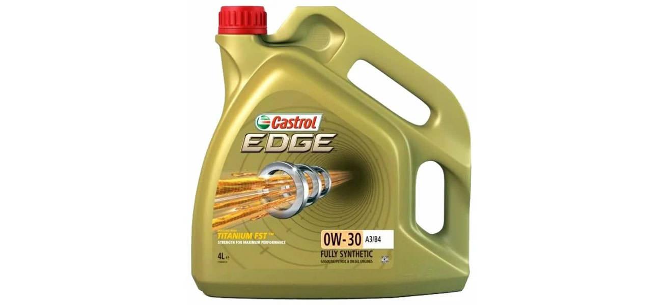 Castrol EDGE 0W-30 A5/B5, A3/B4