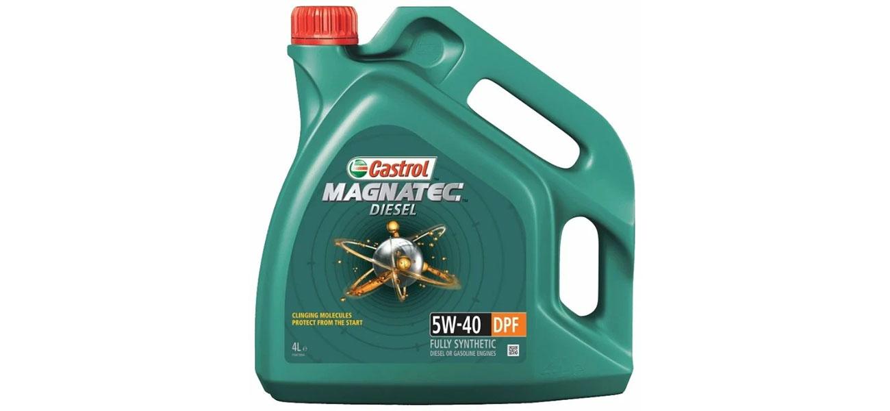 Castrol Magnatec 5W-40 Diesel DPF