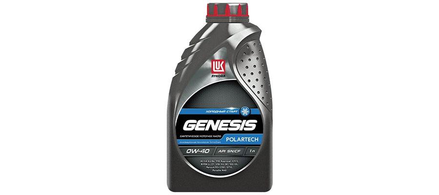 ЛУКОЙЛ Genesis Polartech 0W-40
