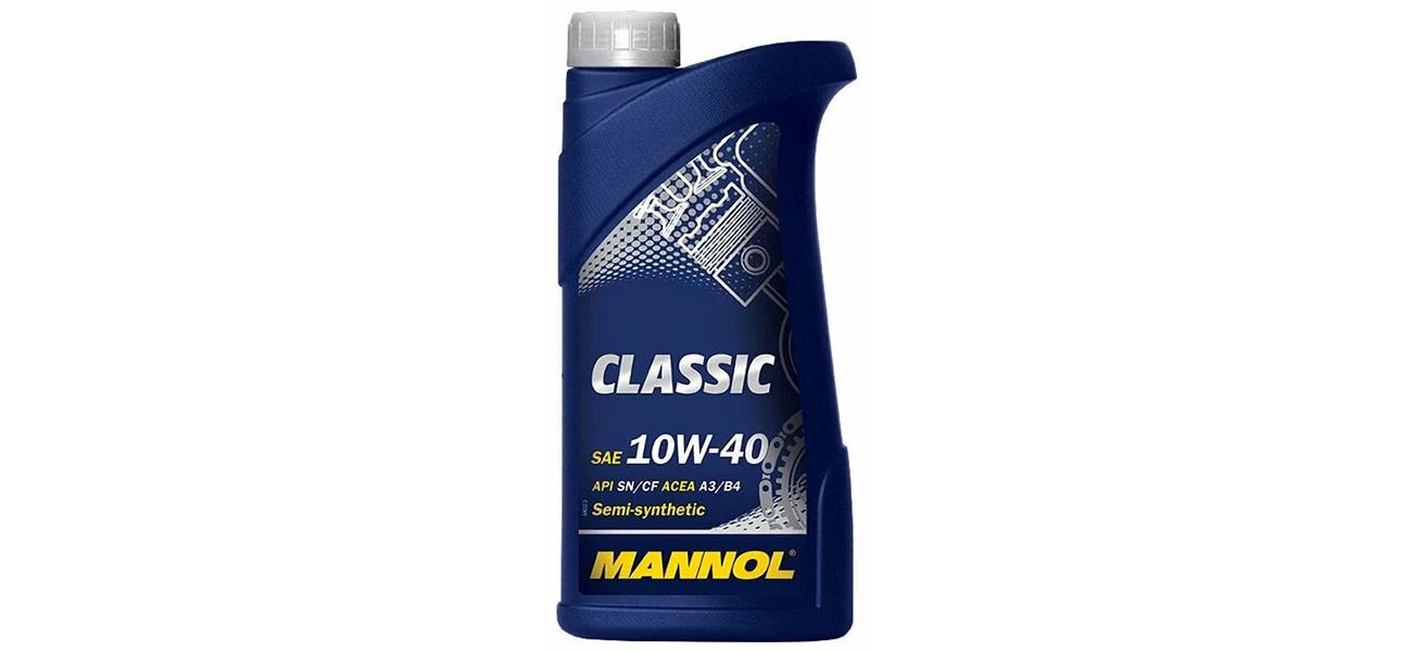 Mannol Classic 10W-40