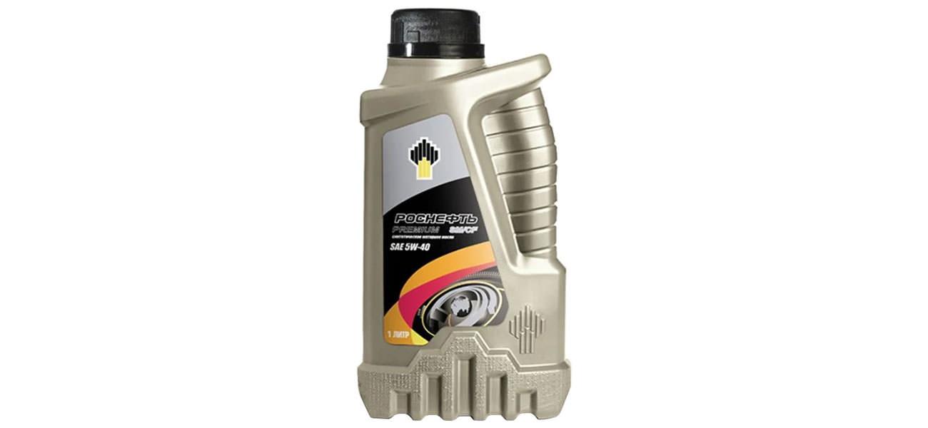 Роснефть Premium 5W-40