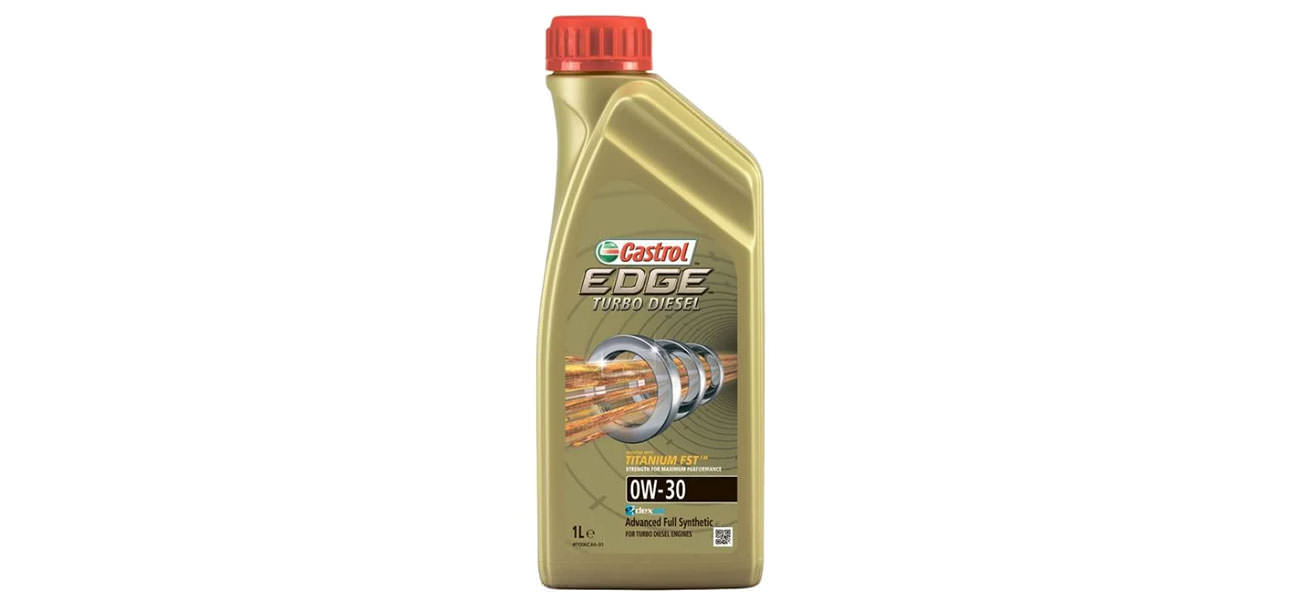 Сastrol EDGE Turbo Diesel 0W-30