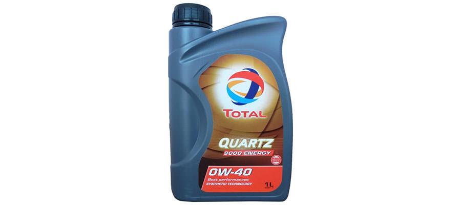 TOTAL Quartz 9000 Energy 0W-40