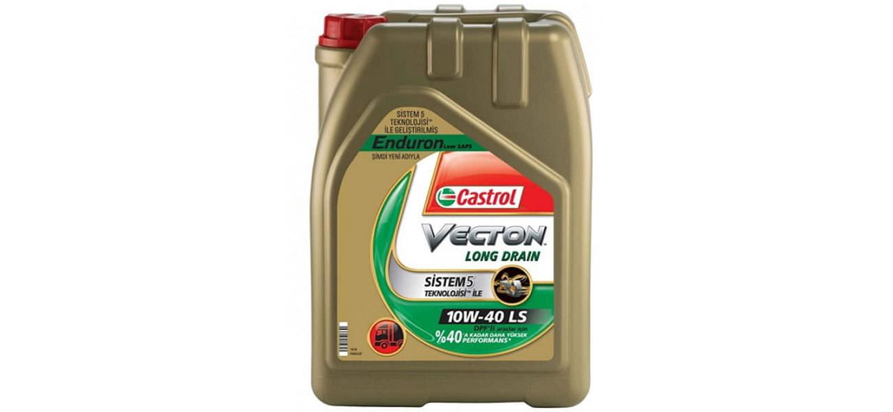 Castrol VECTON Long Drain 10W-40 SLD
