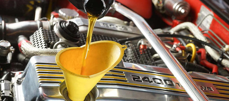 Замена масла в двигателе авто - как часто менять полезные советы