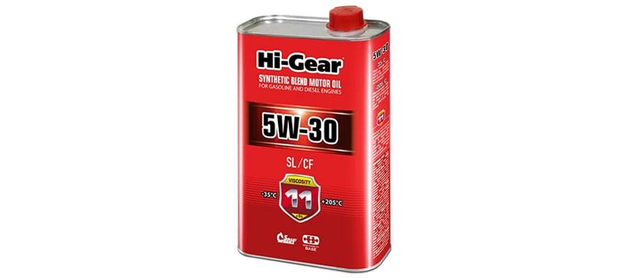 Hi-Gear 5W-30 SL-CF 1 л