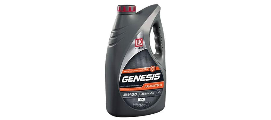 ЛУКОЙЛ Genesis Armortech VN 5W-30 4 л
