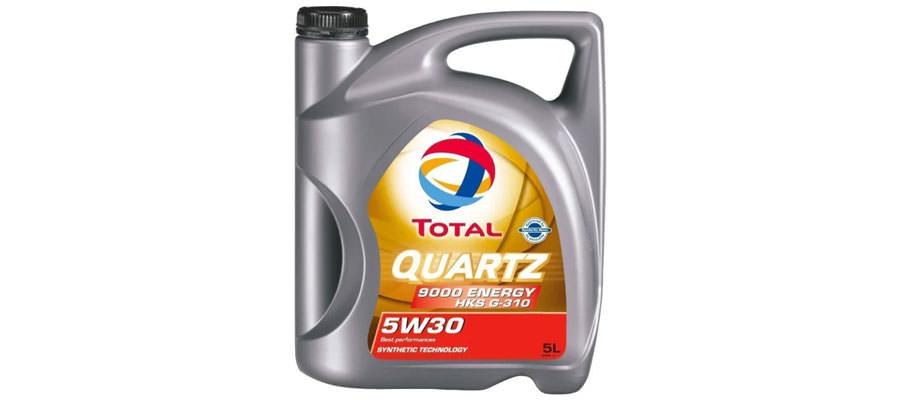 TOTAL Quartz 9000 Energy HKS G-310 5W-30 5 л