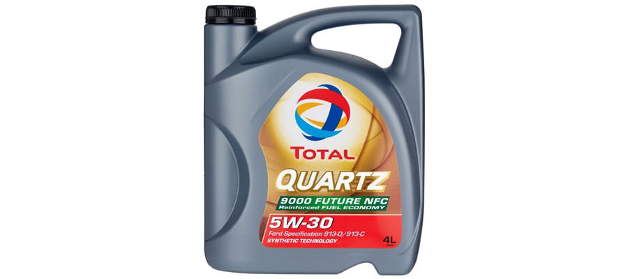 TOTAL Quartz 9000 Future NFC 5W-30 4 л