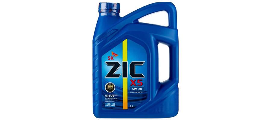 ZIC X5 5W-30 4 л
