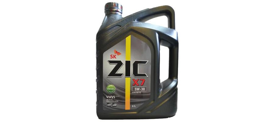 ZIC X7 DIESEL 5W-30 6 л