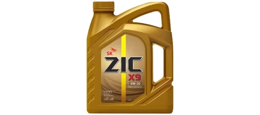 ZIC X9 5W-30 4 л