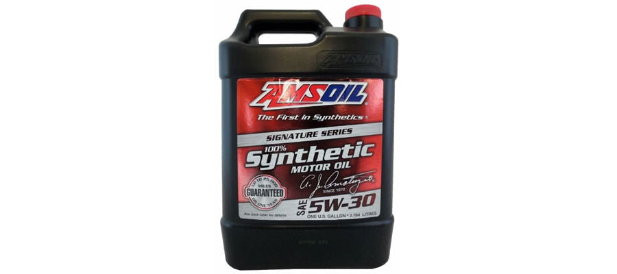 AMSOIL Signature Series Synthetic Motor Oil 5W-30 3.784 л