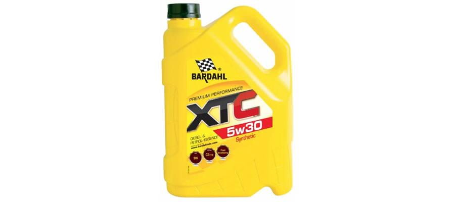 Bardahl XTC 5W-30 5 л