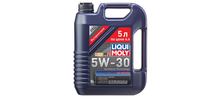 LIQUI MOLY Optimal HT Synth 5W-30 5 л