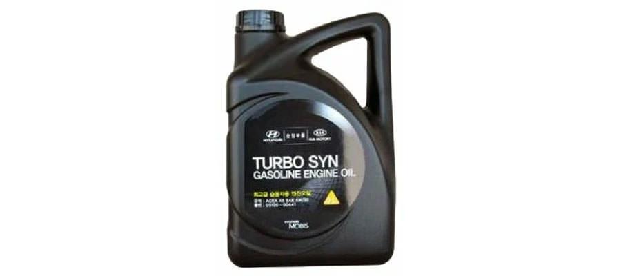 MOBIS Turbo SYN Gasoline 5W-30 4 л