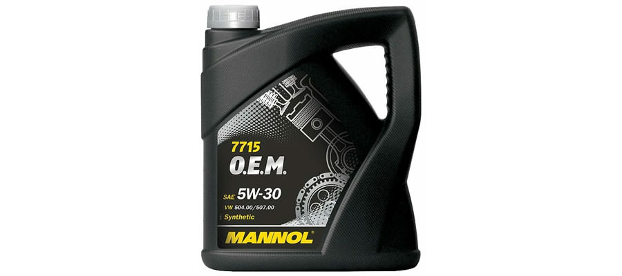 Mannol 7715 O.E.M. 5W-30 5 л