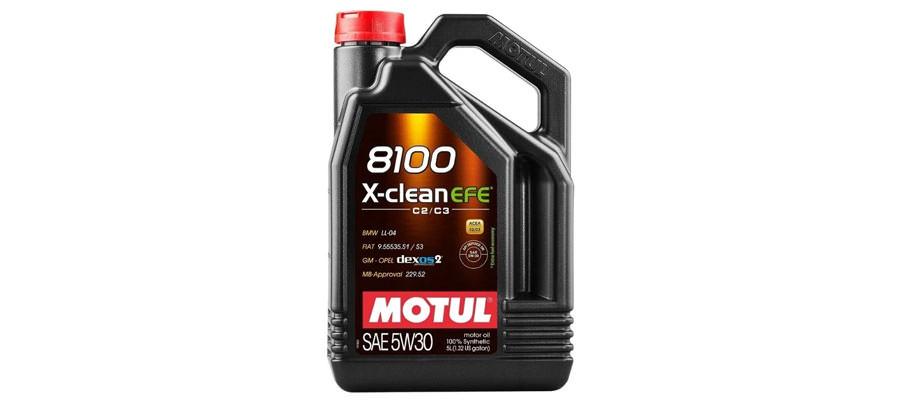 Motul 8100 X-clean EFE 5W-30 5 л
