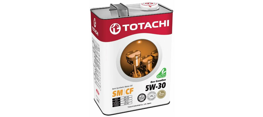 TOTACHI Eco Gasoline 5W-30 4 л