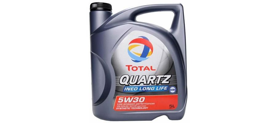 TOTAL Quartz INEO Long Life 5W-30 5 л