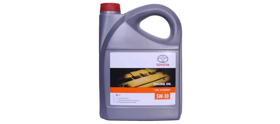 TOYOTA Fuel Economy 5W-30 5 л