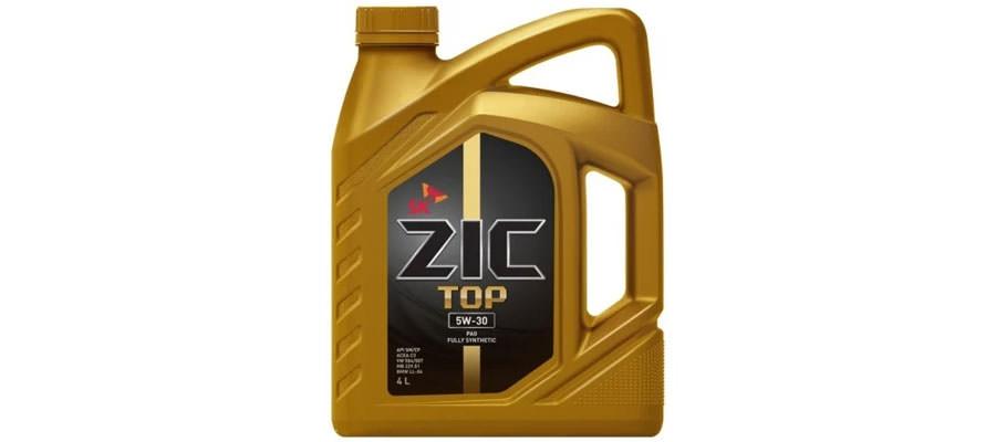 ZIC TOP 5W-30 4л