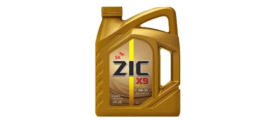 ZIC X9 FE 5W-30 4 л