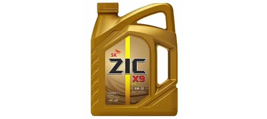ZIC X9 LS 5W-30 4 л